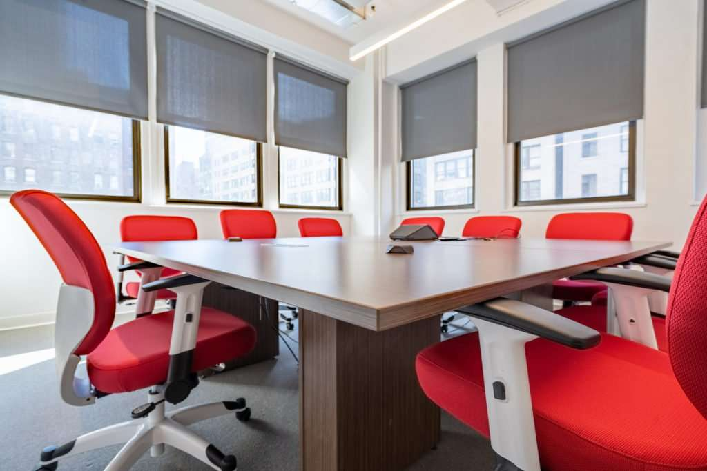 Mitsubishi Manhattan Office Conference Room Furniture