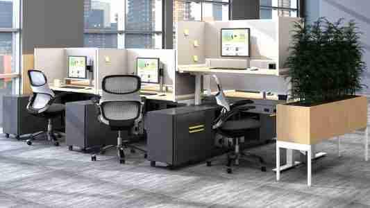 antenna fabric desk surround k. stand power beam antenna planter generation task chair storage